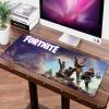 Fortnite XXL gamer szövet egérpad (igazi fanoknak) - lila színben