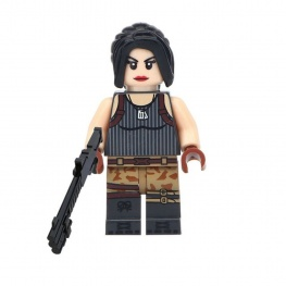 Fortnite, Female Special Soldier minifigura