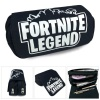 Fortnite gamer tolltartó (2 részes) - fekete Fortnite Legend színben