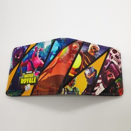 Fortnite Mozaik karakter gamer pénztárca (érmetartóval)
