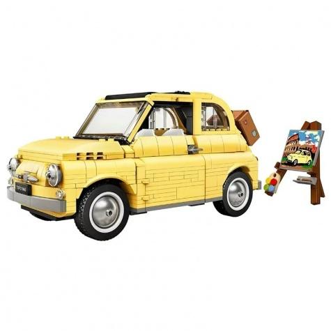 MOC - Fiat 500 (960 darabos)